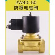 2W40-50防爆电磁阀