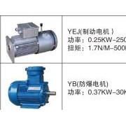 YEJ制动电机、YB防爆电机