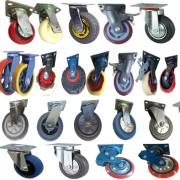 万向轮工业轮系列、超重系列、静音弹力轮系列、减震轮系列