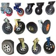 万向轮减震轮系列、万向轮耐高温系列、万向轮充轮系列