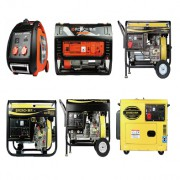发电机、数码变频发电机、汽油发电机、柴油发电机