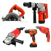 石材切割机、电镐、角磨机、充电式锂电钻、手电钻