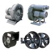 XFC漩涡式气泵-外转子风机-小型工频离心风机