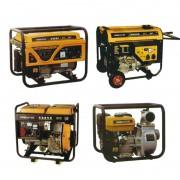 汽油发电机-柴油发电机-水泵发电机