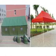 帐篷、四角伞