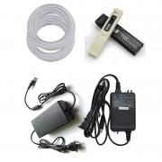 净水器2分管-两分管-tds检测笔-电源