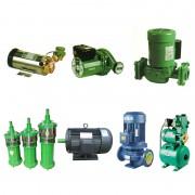 不锈钢增压泵屏蔽式管道泵管道增压泵上海凯迪潜水泵