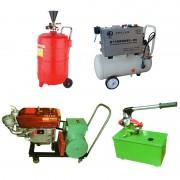 泡沫机--地暖清洗机--柴油型发电机--手动试压泵