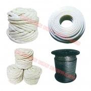 硅酸铝绳  硅胶管  小盘无尘绳  石墨盘根