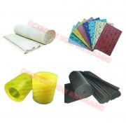 无尘石棉布   石棉橡胶板  缓冲垫  橡塑保温板、管