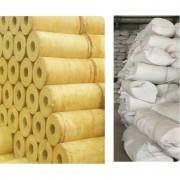 岩棉管--硅酸铝纤维毡