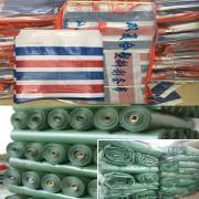 三防布、蓬布-彩条布