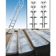 角铁爬梯--马凳--止水板