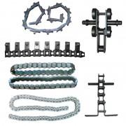 变速链-模锻链-手套专用链-刮板链-滚珠链-发票机专用