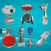 气动粉尘-调节阀-气动角座阀-电动-气动薄膜切断阀-电动刀闸