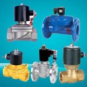 铜电磁阀-水用电磁阀-不锈钢电磁阀2W-B-2L蒸汽电磁阀