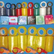 BOPP胶带(胶带器)-PVC胶带、高压胶带、布基胶带