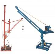 360°室外吊运机-室内折臂式吊运机