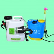 电动气力喷雾器-背负式智能电动喷雾器