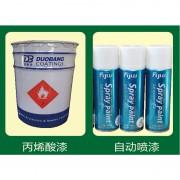 丙烯酸漆-自动喷漆