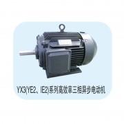 YX3系列高效率三相异步电机